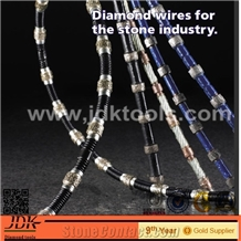 Diamond Wire Saw for Stone Quarry Profiling