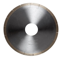 Jdk Fish Hook Diamond Saw Blade for Marble Ceramic