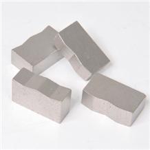 Sintered Diamond Segment Horizontal Cutting