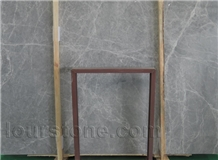 China Dora Grey Marble Tiles Polished,Brushed