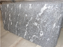 Flamed China Snow Grey Granite Slabs,Flooring
