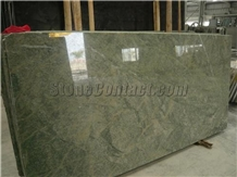 Costa Esmeralda Granite Slabs, Costa Esmeralda Green Granite Polished Flooring Tiles, Walling Tiles