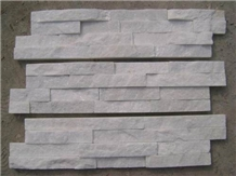 Chinese White Quartzite Stone Veneer (Own Factory)