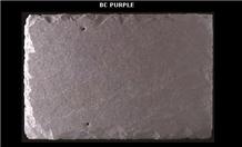 Brazilian Purple Slate Roof Tiles, Plum Lilac Slate Roof Tiles