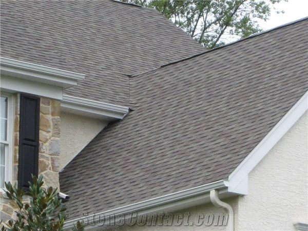 Grey India Stone Roofing Tiles,Indian Roof Slates - StoneContact.com
