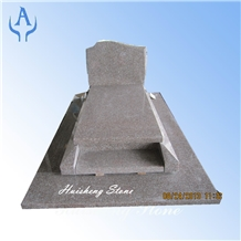 G635 G664 Granite Tombstone Monuments