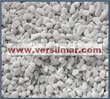 Bianco Carrara Pebbles Mm.7/15