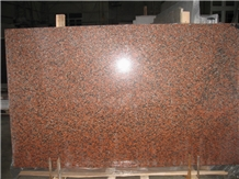 G562 Granite Slabs & Tiles , Maple Red Granite