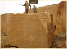 Sandstone Veined Sierra - Arenisca Crema Veteada