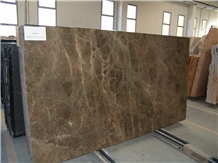 Ambrato Marble Slabs, Italy Brown Marble