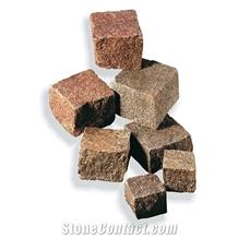 Porphyry Cubes, Porphyry Cube Stone