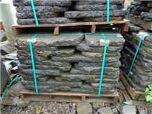 Vietnam Black Basalt Step Stone