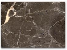 China Dark Emperador Polished Mable Stone Tile