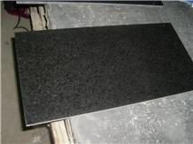G684 Black Polished Basalto Tiles, Nero Lava Stone,Andesite Stone