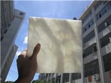 Translucent Burmur Pure Crystal White Marble Tile,Myanmar Snow White Panel