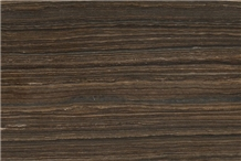 Obama Wood Brown Marble Slabs Tiles Stone Wall