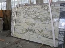Calacatta Siena Gold Burma Marble Slab,Hotel Walling,Bathroom Floor Covering