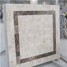 Marble Dining Table Coffe Tabletop Coffee End