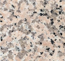 Xi Li Red - China Rosa Porrino Granite Tile G456