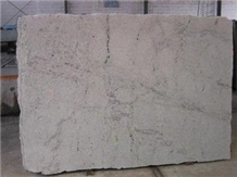 Branco Siena White Granite Slabs & Tiles Brazil