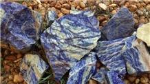 Blue Sodalite Raw Small Block