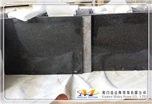 Black Galaxy Granite Tiles & Slabs