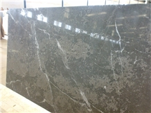 Grey Sahara Marble Slabs & Tiles