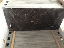 Chinese Dark Emperador Irish Brown Marble