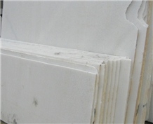 Polished Salt White Marble Tiles