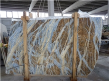 Blue Jeans Marble from Turkey Tiles & Slabs