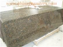 Baltic Brown, Granite Prefabricated Countertop