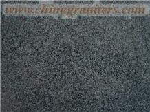 G654 China Impala Black, Granite Tile, Slab