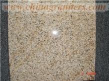 G682 Sunset Gold Golden Tile Granite Slabs & Tiles