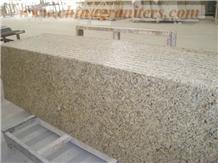 New Venetian Gold Yellow Granite Countertop
