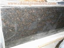 Tan Brown, Granite Prefabricated Countertop