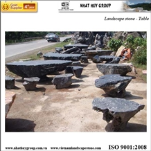 Vietnam Marble Stone Table and Chair