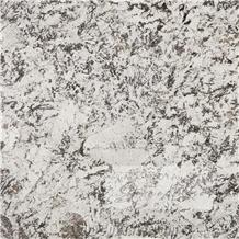 Delicatus White Royale Granite Slabs and Granite Tiles