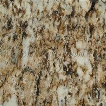 Brazilian Honey Granite countertop