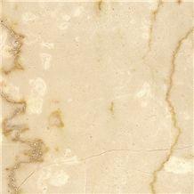 Botticcino marble countertop