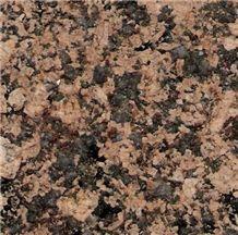 Merry Gold prefabricated granite countertop