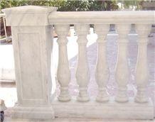 Buy 200 meters of marble balustrade