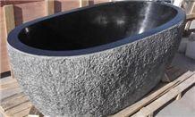 Buy Blue Stone Carved Bathtub