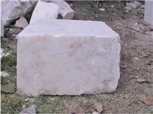Buy White Alabaster Stone Blocks