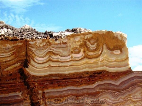 Multicolor Tanzania Onyx Quarry Stonecontact Com
