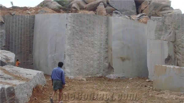 Indian Dakota Granite New Mahogany Granite Quarry