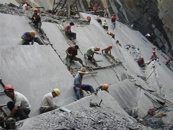 Dark Grey Slate Quarry Stonecontact Com