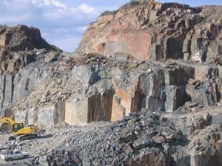 The Represa Riverstone Grey Slate Quarry Stonecontact Com