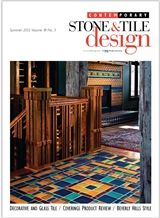 Contemporary Stone and Tile Design