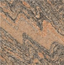 African Multicolor Granite