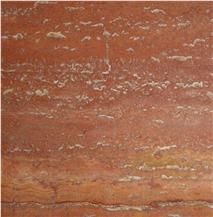Arizona Red Travertine